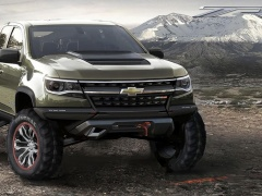 Chevrolet Colorado ZR2 pic