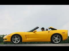 chevrolet corvette c6 convertible pic #17689