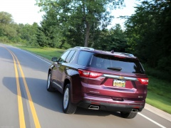 chevrolet traverse pic #182028