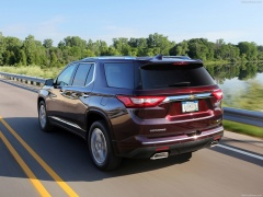 chevrolet traverse pic #182033