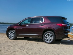 chevrolet traverse pic #182121