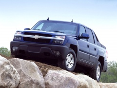 chevrolet avalanche pic #35335