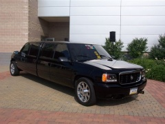 chevrolet 3500 custom limo pic #43881