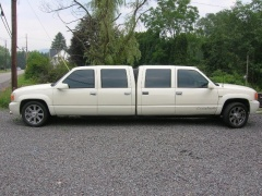 Chevrolet 3500 Custom Limo pic