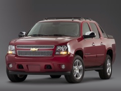 chevrolet avalanche pic #46714