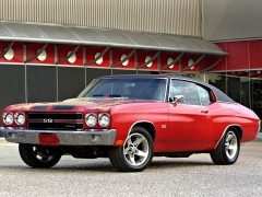Chevelle SS 454 photo #481