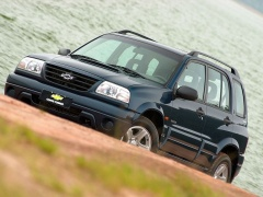 chevrolet tracker pic #7631