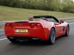 chevrolet corvette c6 convertible pic #99352