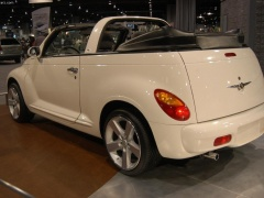 chrysler pt cruiser convertible pic #20599