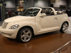 chrysler pt cruiser convertible pic #20600