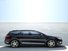 citroen c5 estate pic #48493