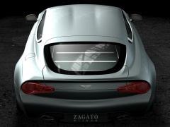 zagato aston martin virage shooting brake pic #129020