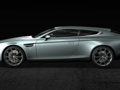 zagato aston martin virage shooting brake pic #129022