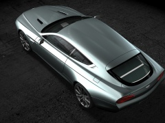 Zagato Aston Martin Virage Shooting Brake pic