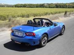 abarth 124 spider pic #170541