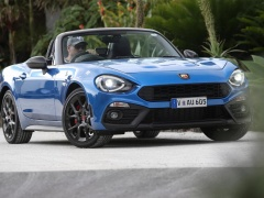 abarth 124 spider pic #170555