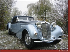 horch 854 roadster pic #21875