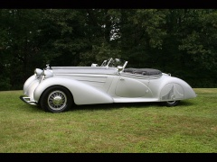 horch 853 sport cabriolet pic #37789