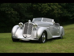 horch 853 sport cabriolet pic #37790