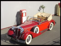 horch 853 sport cabriolet pic #37793