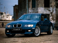 bmw z3 coupe pic #100204