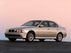 bmw 5-series e39 pic #10136