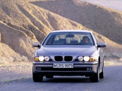 bmw 5-series pic #10146