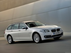 bmw 520d touring pic #129169