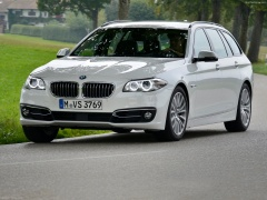 bmw 520d touring pic #129172