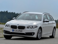 bmw 520d touring pic #129173