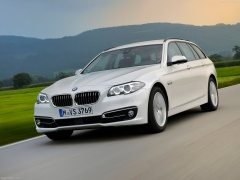 bmw 520d touring pic #129174