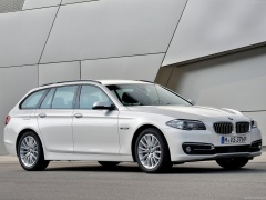 BMW 520d Touring pic