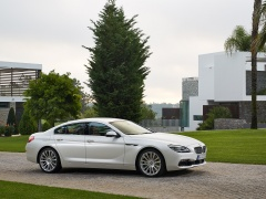 bmw 6-series gran coupe pic #134324