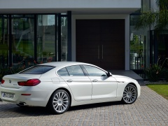 bmw 6-series gran coupe pic #134327
