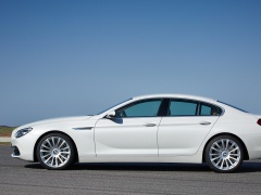 bmw 6-series gran coupe pic #134331