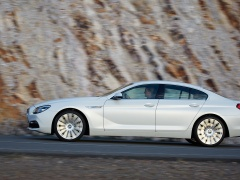 bmw 6-series gran coupe pic #134334