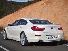 bmw 6-series gran coupe pic #134336