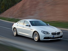 bmw 6-series gran coupe pic #134337