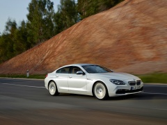 bmw 6-series gran coupe pic #134338