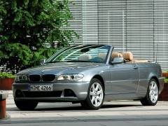 bmw 3-series e46 convertible pic #15822