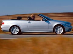 bmw 3-series e46 convertible pic #15823