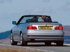 BMW 3-series E46 Convertible pic