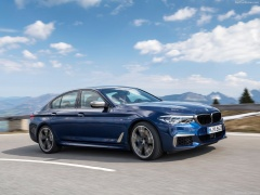bmw 5-series g30 pic #177111