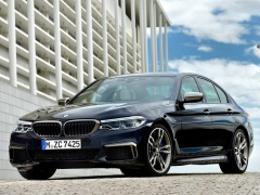 bmw 5-series g30 pic #177115