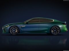 bmw m8 gran coupe pic #187078