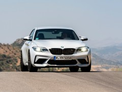 bmw m2 coupe pic #189917