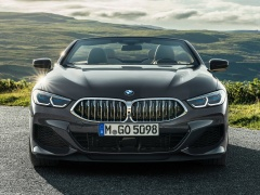 bmw 8-series convertible pic #191684
