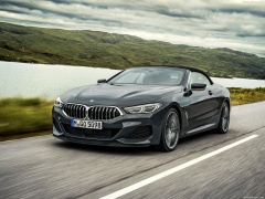 bmw 8-series convertible pic #191694
