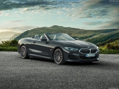 bmw 8-series convertible pic #191695