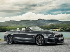 bmw 8-series convertible pic #191696
